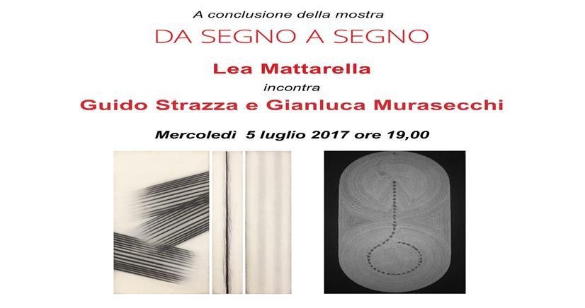 Da Segno a segno - Lea Mattarella