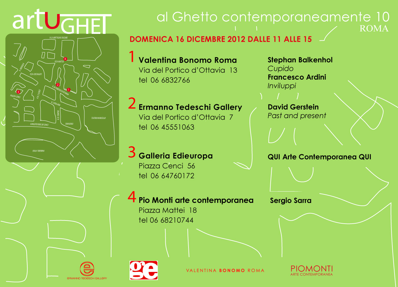 invito AL GHETTO CONTEMPORANEAMENTE 10