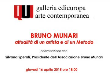 invito Bruno Munari