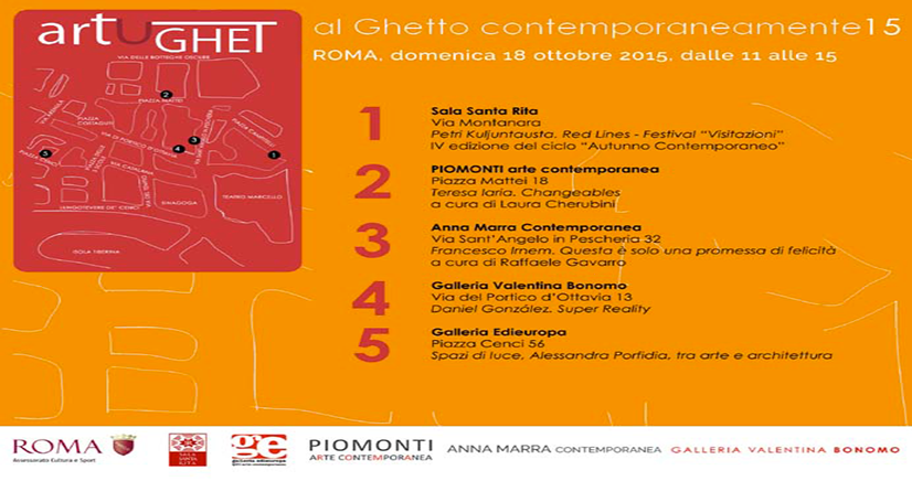 Al Ghetto contemporaneamente 15