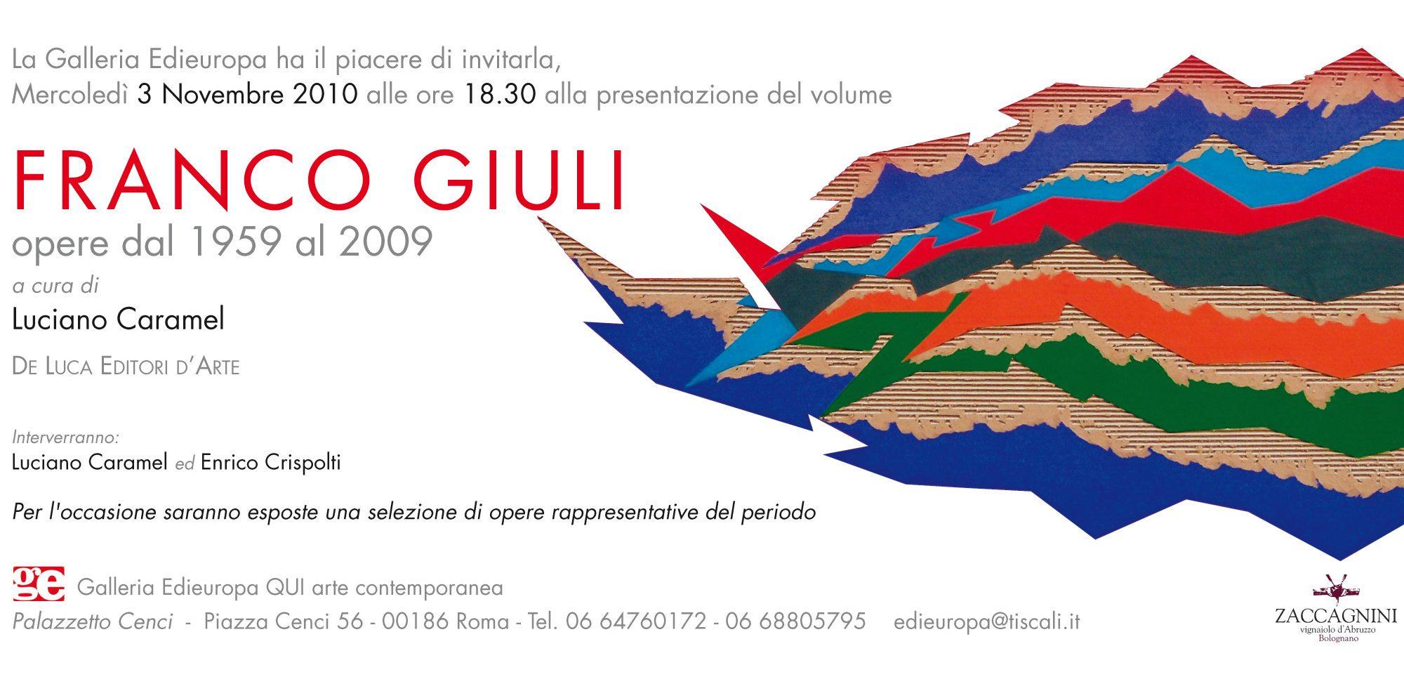 invito Giuli