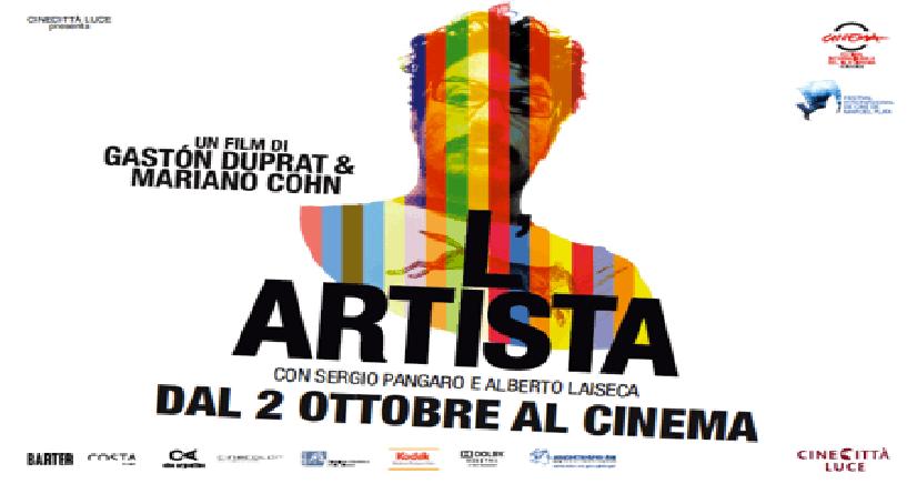 L'Artista (El Artista) I paradossi dell'arte contemporanea