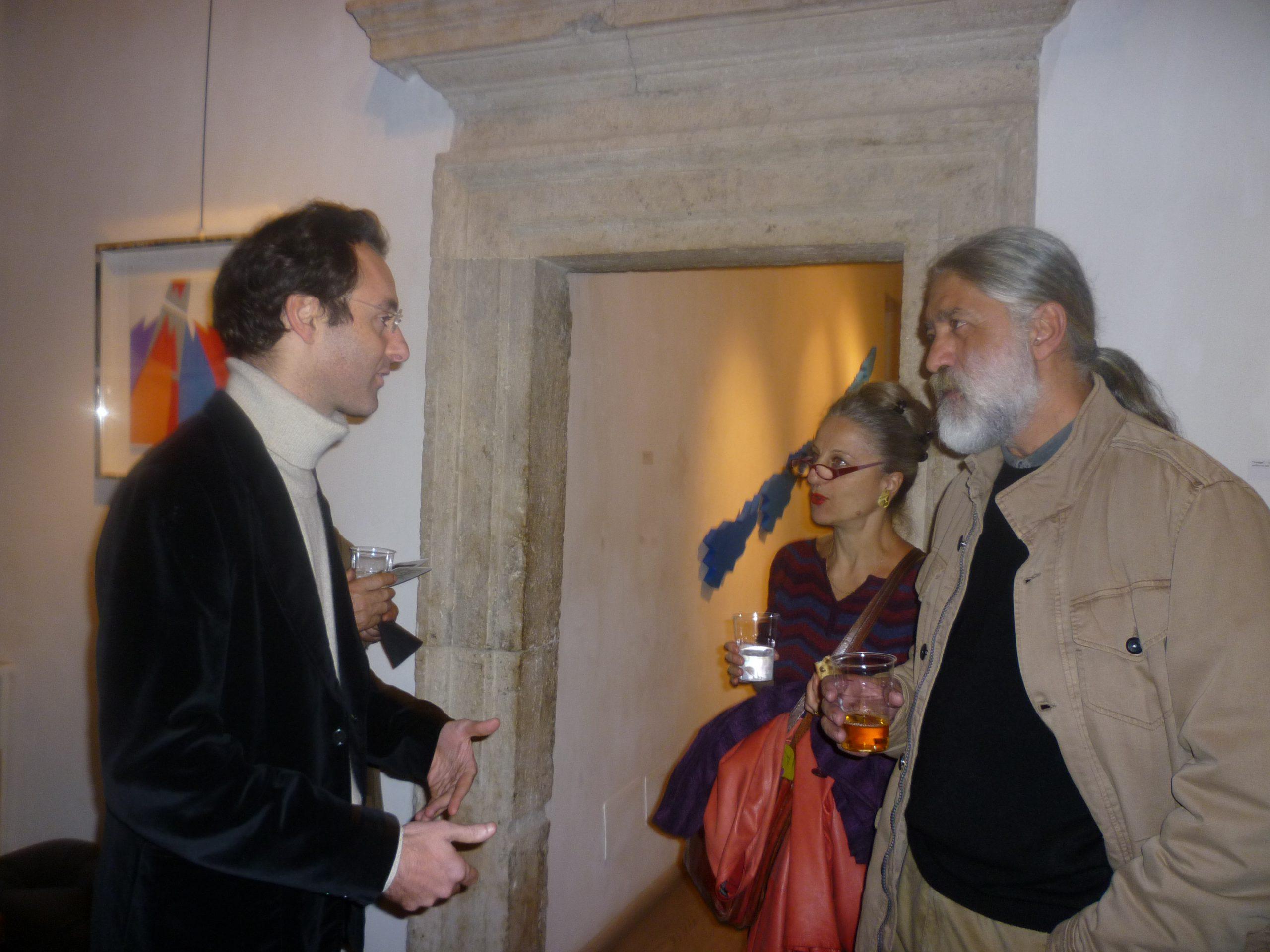 Franco Giuli, opere dal 1959 al 2009