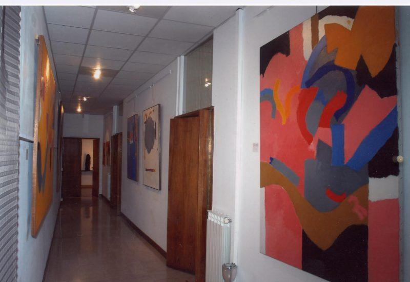 ANTONIO SCORDIA, grandi opere anni sessanta ottanta