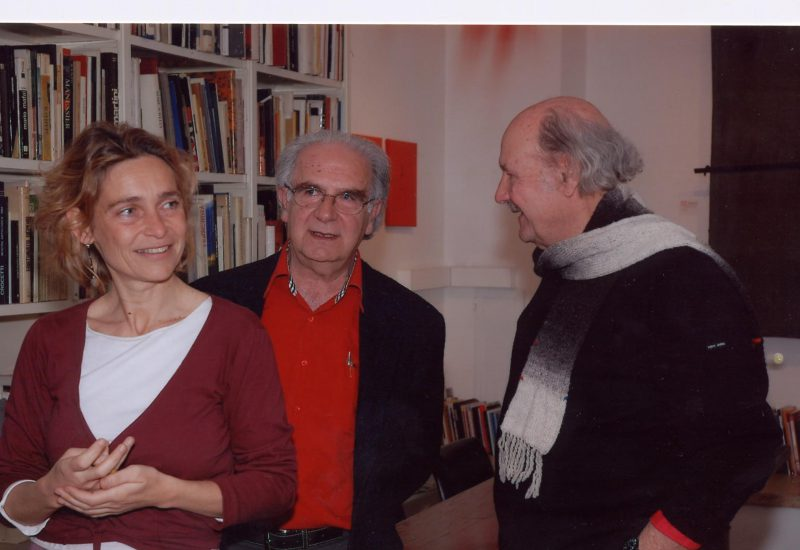 Nel segno dell' amicizia, Boille Lorenzetti Uncini Verna