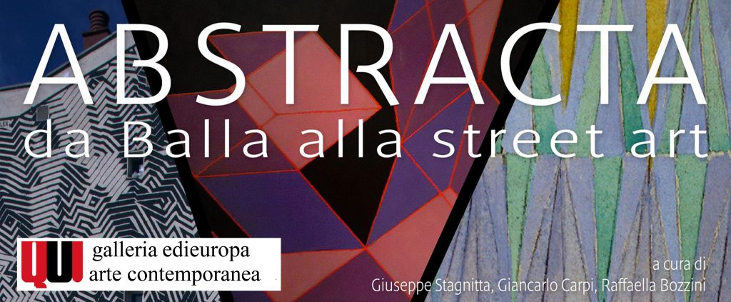ABSTRACTA: Focus street art invito