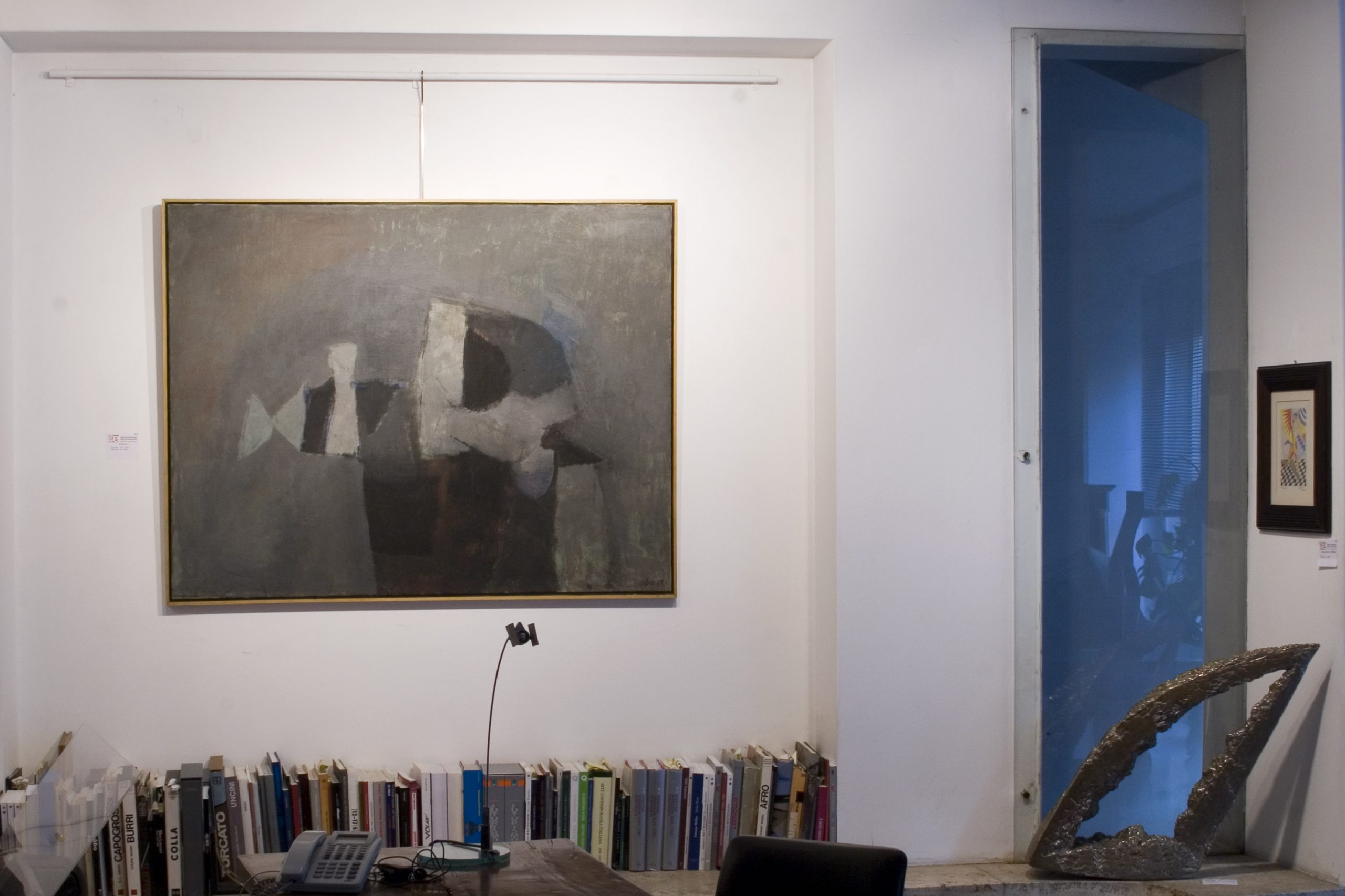 QUI arte contemporanea, quarant'anni foto